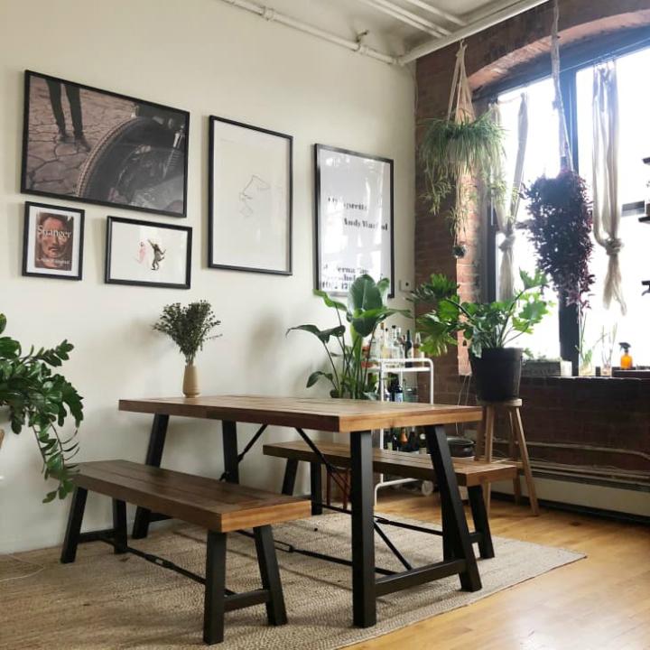Малый лофт Бруклинской квартиры 4