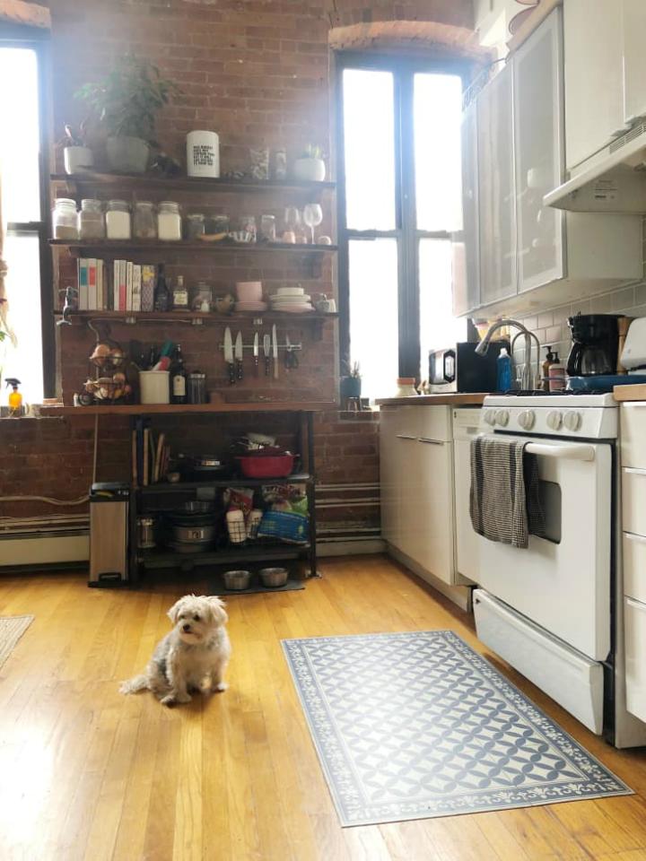 Малый лофт Бруклинской квартиры 3