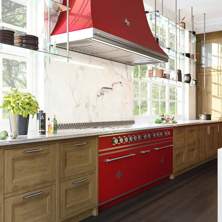 Идея дизайна кухни в парижском стиле 12 [19659015] Идея дизайна кухни в парижском стиле 13
