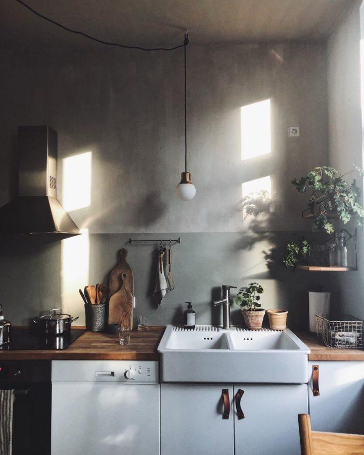 двойная белая кухонная мойка Fireclay